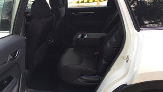 2021 Mazda CX-8 KG2WLA Sport SKYACTIV-Drive FWD White Pearl 6 Speed Sports Automatic Wagon