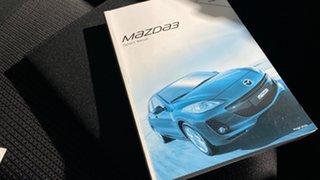 2013 Mazda 3 BL10F2 MY13 Neo Black 6 Speed Manual Hatchback
