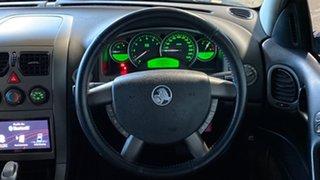 2006 Holden Commodore VZ MY06 SVZ Blue 4 Speed Automatic Sedan