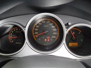 2006 Honda Jazz GD MY05 GLi Black 5 Speed Manual Hatchback