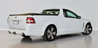 2014 Holden Ute VF MY14 Ute White 6 Speed Sports Automatic Utility.