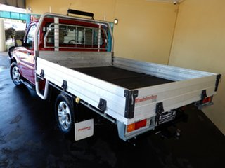 2015 Mahindra Pik-Up S5 11 Upgrade Red 5 Speed Manual Cab Chassis