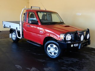 2015 Mahindra Pik-Up S5 11 Upgrade Red 5 Speed Manual Cab Chassis.