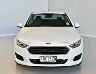 2016 Ford Falcon FG X Ute Super Cab White 6 Speed Sports Automatic Utility.