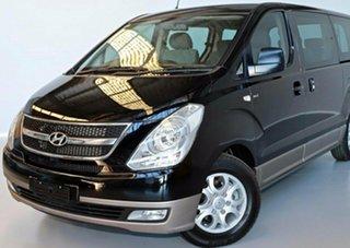 2014 Hyundai iMAX TQ-W MY13 Black 5 Speed Automatic Wagon