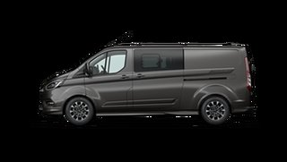2021 Ford Transit VN Custom Sport 320S SWB Magnetic 6 Speed Automatic Van
