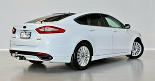 2017 Ford Mondeo MD 2017.00MY Trend White 6 Speed Sports Automatic Hatchback.
