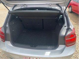 2013 BMW 116i F20 Sport Line Silver 8 Speed Automatic Hatchback