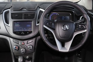 2016 Holden Trax TJ MY16 Active Grey 6 Speed Automatic Wagon