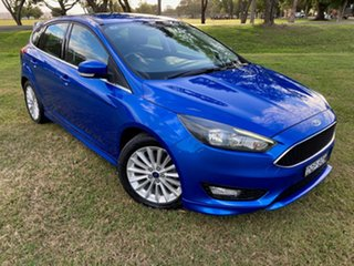 2017 Ford Focus LZ Sport 6 Speed Automatic Hatchback.
