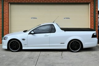 2010 Holden Ute VE II SS White 6 Speed Sports Automatic Utility