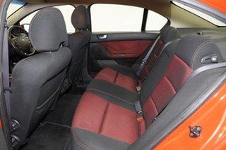 2008 Ford Falcon FG XR6 Turbo Red 6 Speed Sports Automatic Sedan