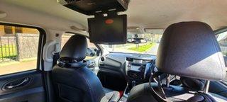 2017 Nissan Navara D23 S2 ST-X 4x2 White 7 Speed Sports Automatic Utility