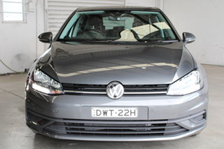 2018 Volkswagen Golf 7.5 MY18 110TSI DSG Trendline Grey 7 Speed Sports Automatic Dual Clutch.