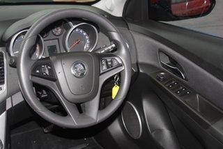 2014 Holden Cruze JH Series II MY14 Equipe Red 6 Speed Sports Automatic Sedan