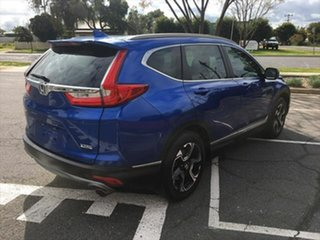 2018 Honda CR-V RW MY18 VTi-S FWD Blue 1 Speed Constant Variable Wagon