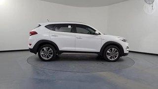 2017 Hyundai Tucson TL MY18 Active X (FWD) White 6 Speed Automatic Wagon