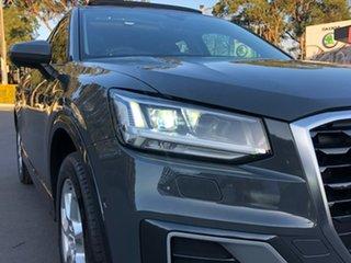 2017 Audi Q2 GA MY17 design S Tronic Grey 7 Speed Sports Automatic Dual Clutch Wagon.