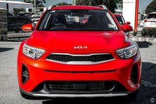 2021 Kia Stonic YB MY22 S FWD Red 6 Speed Automatic Wagon.