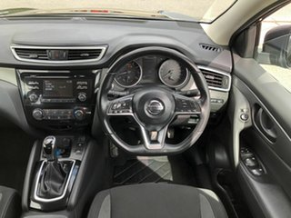 2019 Nissan Qashqai J11 Series 2 ST X-tronic Black 1 Speed Constant Variable Wagon