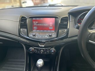 2013 Holden Ute VF MY14 SS Ute Red 6 Speed Sports Automatic Utility