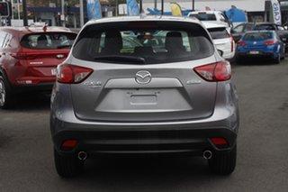 2013 Mazda CX-5 KE1021 MY14 Maxx SKYACTIV-Drive AWD Sport Silver 6 Speed Sports Automatic Wagon
