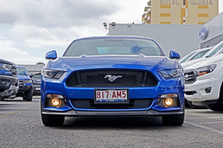 2017 Ford Mustang FM 2017MY GT Fastback SelectShift Blue 6 Speed Sports Automatic Fastback.