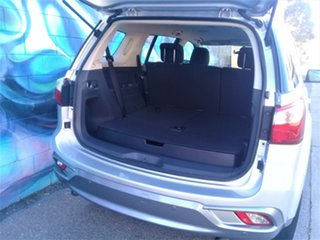 2020 Isuzu MU-X MY19 LS-M Rev-Tronic 4x2 Titanium Silver 6 Speed Sports Automatic Wagon