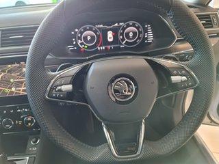 2021 Skoda Superb NP MY21 162TSI Sedan DSG Style Moon White 6 Speed Sports Automatic Dual Clutch