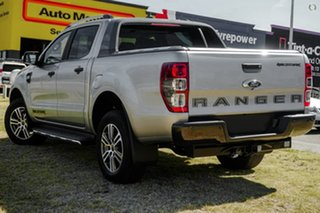 2021 Ford Ranger PX MkIII 2021.75MY Wildtrak Silver 6 Speed Sports Automatic Double Cab Pick Up