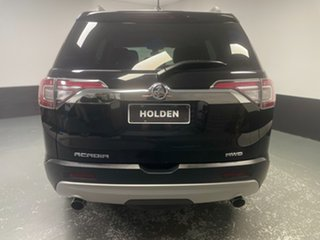 2019 Holden Acadia AC MY19 LT 2WD Black 9 Speed Sports Automatic Wagon