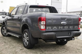 2021 Ford Ranger PX MkIII 2021.75MY Wildtrak Grey 6 Speed Sports Automatic Double Cab Pick Up