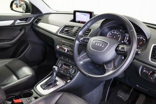 2016 Audi Q3 8U MY17 TFSI S Tronic Black 6 Speed Sports Automatic Dual Clutch Wagon