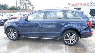 2010 Audi Q7 MY10 TDI Quattro Blue 6 Speed Sports Automatic Wagon