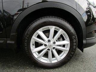 2017 Nissan Qashqai J11 ST Black 1 Speed Constant Variable Wagon