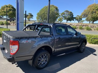 2018 Ford Ranger PX MkII 2018.00MY FX4 Double Cab Grey 6 Speed Sports Automatic Utility
