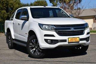 2017 Holden Colorado RG MY17 LTZ Pickup Crew Cab 4x2 White 6 Speed Sports Automatic Utility.