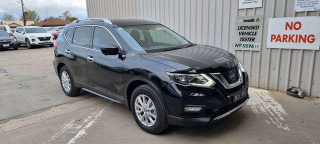 Used Nissan X-Trail T32 Series II ST-L X-tronic 2WD Horsham, 2019 Nissan X-Trail T32 Series II ST-L X-tronic 2WD Black 7 Speed Constant Variable Wagon