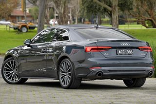 2017 Audi A5 F5 MY18 Sport S Tronic Grey 7 Speed Sports Automatic Dual Clutch Coupe.