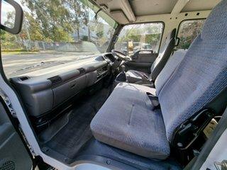 2002 Isuzu NPR300 Pantech White Dual Cab