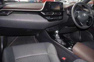 2017 Toyota C-HR NGX50R Koba S-CVT AWD Blue 7 Speed Constant Variable Wagon