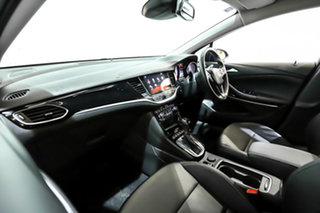 2017 Holden Astra BK MY17 RS-V Green 6 Speed Sports Automatic Hatchback