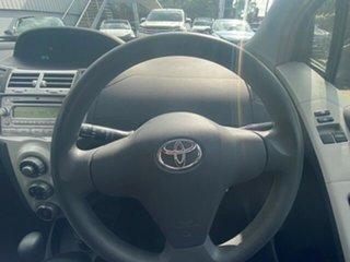2005 Toyota Yaris NCP90R YR Ink 4 Speed Automatic Hatchback