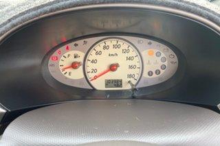2009 Nissan Micra K12 Silver 4 Speed Automatic Hatchback