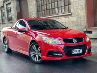 2013 Holden Ute VF MY14 SS Ute Red 6 Speed Sports Automatic Utility.