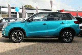 2021 Suzuki Vitara S-Turbo (2WD) (Qld) Turquoise/Black Roof 6 Speed Automatic Wagon