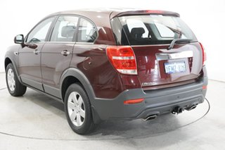 2014 Holden Captiva CG MY15 7 LS Red 6 Speed Sports Automatic Wagon.