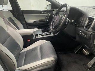2018 Kia Sportage QL MY18 GT-Line AWD Silver 6 Speed Sports Automatic Wagon