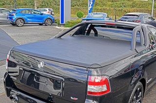 2017 Holden Ute VF II MY17 SS V Ute Redline Black 6 Speed Manual Utility