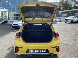 2020 Kia Rio YB MY20 GT-Line DCT Yellow 7 Speed Sports Automatic Dual Clutch Hatchback